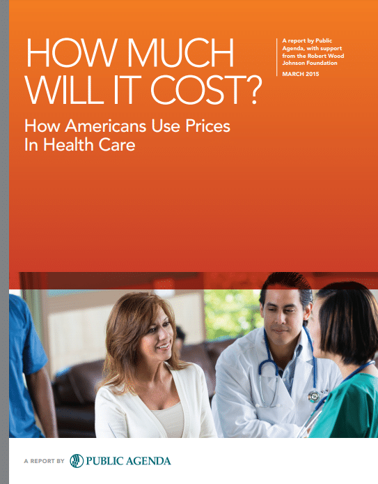 How Much Will It Cost Report Cover