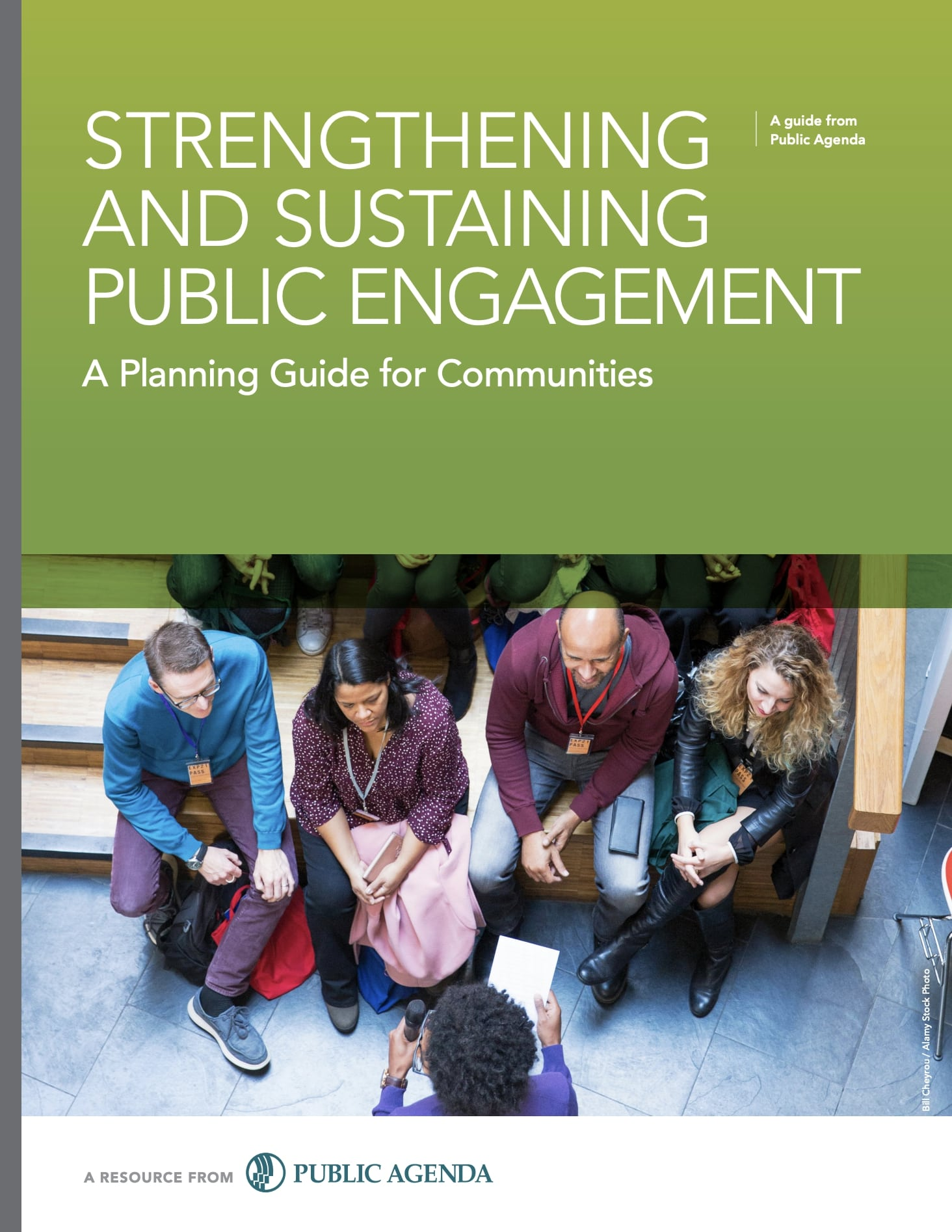 Strengthening And Sustaining Public Engagement