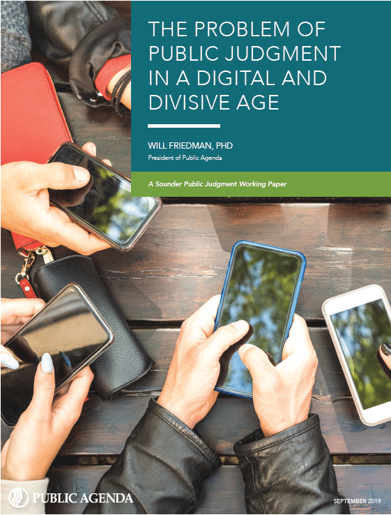 Cover Digital Divisive Age