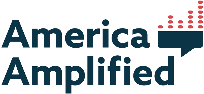 America Amplified Logo Color